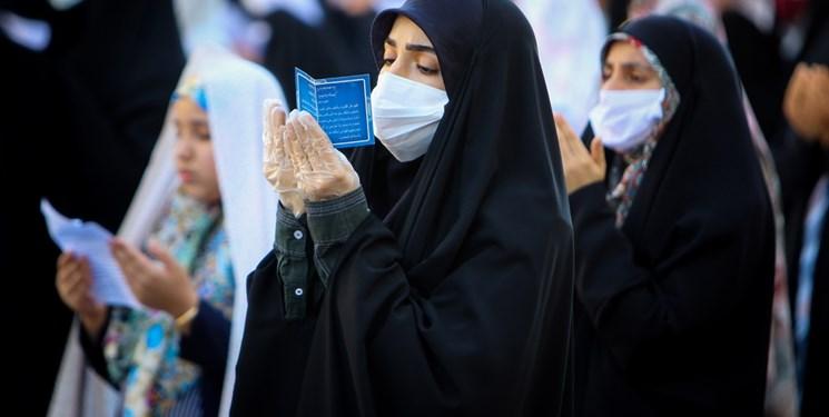 اقامه نماز عید فطر در مجموعه ورزشی  پدخندق  گچساران