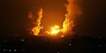 یمن؛ حمله موشکی به یک پایگاه نظامی در داخل شهر مأرب