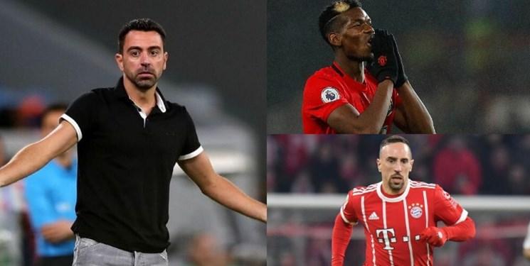 فوتبال جهان علیه وحشیگری صهیونیستها| حمایت ستارههای اروپایی، مهرداد محمدی و ژاوی از ملت فلسطین