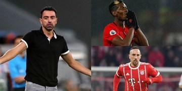 فوتبال جهان علیه وحشیگری صهیونیستها  حمایت ستارههای اروپایی، مهرداد محمدی و ژاوی از ملت فلسطین