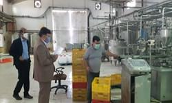 یک واحد تولیدی محصولات لبنی در سیستان و بلوچستان پس از 10 سال تعطیلی به چرخه تولید بازگشت