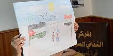 جشنواره «از دمشق تا قدس» در حمایت از کودکان فلسطینی برگزار شد+فیلم