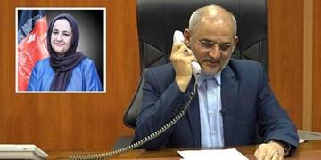 گفتوگوی تلفنی وزیر آموزش و پرورش با سرپرست وزارت معارف افغانستان