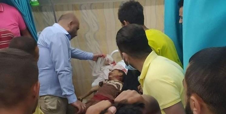 شهات 9 تن در حمله صهیونیستها به نوار غزه