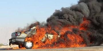 پلیس در واژگونی خودرو حامل سوخت در هشتبندی دخالتی نداشته است