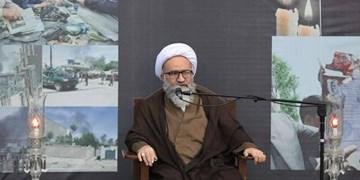 مراسم گرامیداشت شهدای حادثه تروریستی کابل در حرم مطهر رضوی برگزار شد