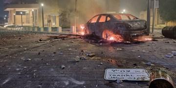 زخمیشدن ۳۱ صهیونیست در حمله راکتی به عسقلان/ نتانیاهو جلسه امنیتی برگزار کرد