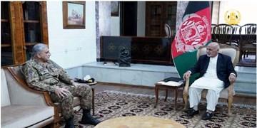 فرمانده ارتش پاکستان: از روند صلح به رهبری افغانستان حمایت میکنیم