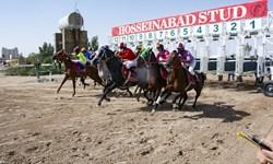 کورس بهاره اسب سواری در یزد