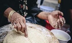 افطار به سبک بوشهریها/نان گِردِه؛ میراثی از جنوب ایران