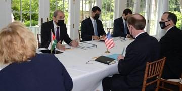 وزیر خارجه اردن در دیدار با همتای آمریکایی: قدس خط قرمز است