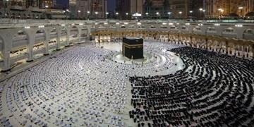 تعداد زائران خانه خدا در روزهای پایانی ماه رمضان افزایش یافت+فیلم
