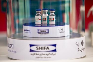 رونمایی ازمحموله تولید انبوه ||| واکسن «کوو ایران برکت»