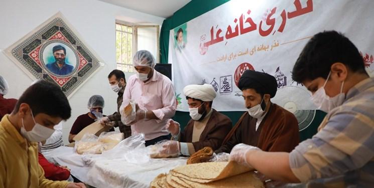 کمک مومنانه منوباز هیأتهای قم در رمضان +عکس
