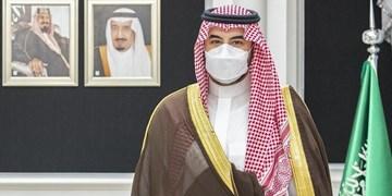 معاون وزیر دفاع عربستان وارد بغداد شد