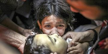 کودکان شهید شده در حملات صهیونیستها به غزه به 10 نفر افزایش یافت
