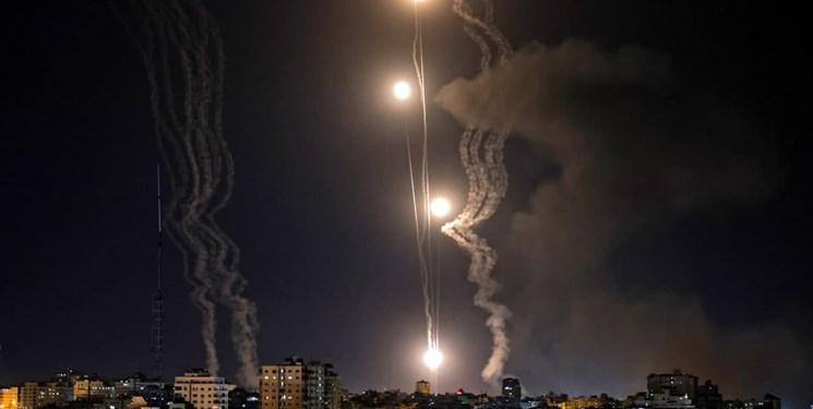 حملات شدید رژیم صهیونیستی به مناطق مختلفی از نوار غزه