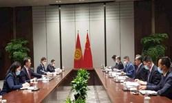 تقویت همکاری محور دیدار مقامات چینی با نمایندگان قرقیزستان و ترکمنستان