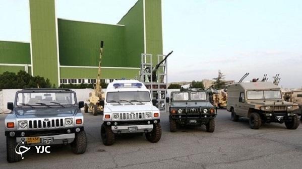 14000222000504 Test NewPhotoFree - خودروهای تاکتیکی ایرانی چه ویژگیهایی دارند؟ + تصاویر