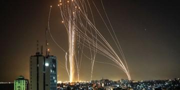 آژیرهای هشدار در تلآویو/ القسام: حمله موشکی بزرگ به تلآویو انجام شد