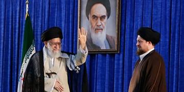 آیا روایت نَهی سیّدحسن خمینی از کاندیداتوری کامل نقل شده است؟