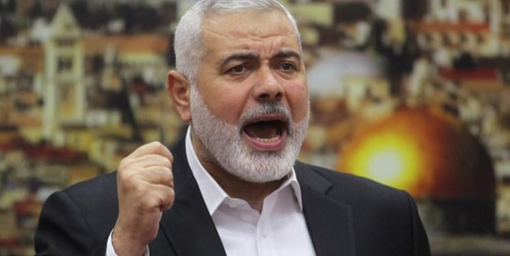 هنیه: تا وقتی اسرائیل دست از تجاوز نکشد، پاسخ مقاومت بیشتر میشود