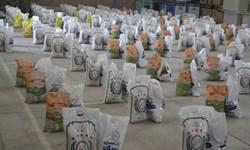 توزیع 32 هزار بسته معیشتی و بهداشتی در کردستان