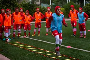 اردوی تیم ملی فوتبال بانوان