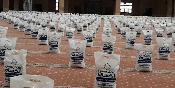 طرح «احسان رمضان» با توزیع ۱۱ هزار بسته معیشتی در گلستان/ توزیع   400 میلیارد ریال بستههای معیشتی بین نیازمندان گلستان