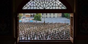 نماز عید فطر 1400 ||| دانشگاه افسری امام علی(ع)