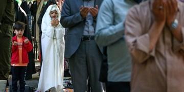 نماز عید فطر 1400 شهر کرج