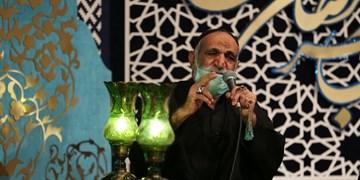 روضهخوانی یک پیرغلام در شب عید فطر + فیلم