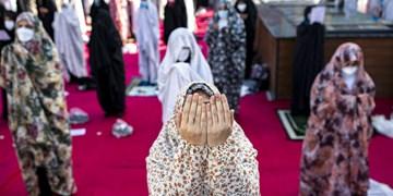 نماز عید فطر 1400  ||| امامزاده صالح(ع)