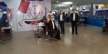 رامین مهمان پرست در انتخابات ریاست جمهوری ثبت نام کرد