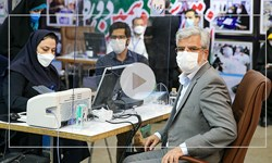 فیلم نشست خبری محمود صادقی/ اولویتم حل مشکل گرانی و بیکاری است