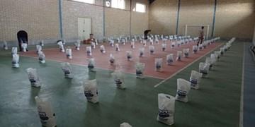 توزیع ۳۳۰۰ بسته معیشتی به نیت ۳۳۰۰ شهید استان قزوین
