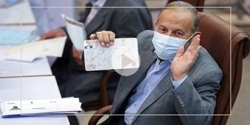 فیلم نشست خبری سردار افشار/ شعار من با مردم برای مردم است
