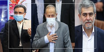 ثبت نام افشار، عباسی و تاجزاده در انتخابات ریاست جمهوری