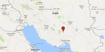 زلزله 3.4 ریشتری در حاجیآباد هرمزگان