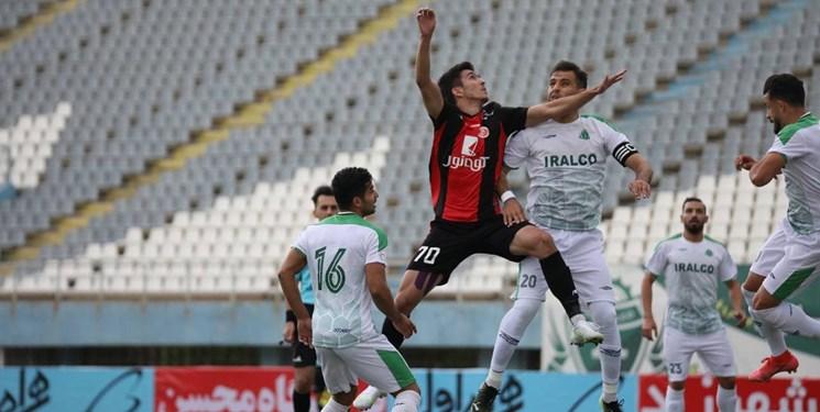 هفته بیست و سوم لیگ برتر شکست پدیده در خانه آلومینیوم/سه امتیاز شیرین در جیب منصوریان