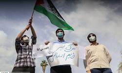 آمادگی دانشجویان بسیجی خوزستان برای اعزام به جبهههای جهاد با رژیم صهیونیستی