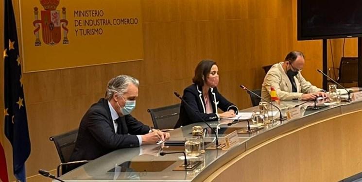 علاقه مندی اسپانیا به تقویت روابط اقتصادی و تجاری با ایران