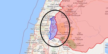 شلیک سه موشک از سوریه به سوی سرزمینهای اشغالی