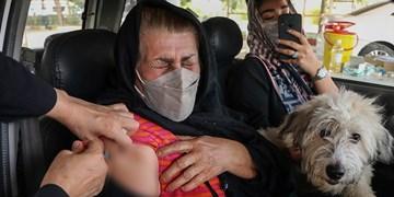 واکسیناسیون خودرویی افراد بالای ۷۰ سال در اهواز