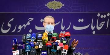 لاریجانی: مسائل امروز ایران با سوپرمنبازی و کلید جادویی قابل حل نیست