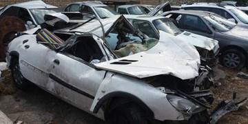 حادثه رانندگی با یک کشته و 10مجروح در محور بزمان-ایرانشهر