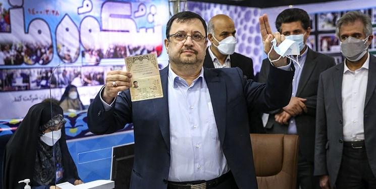 ابوالحسن فیروزآبادی در انتخابات ریاست جمهوری ثبت نام کرد