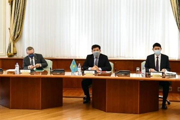 14000225000348 Test PhotoL - «نورسلطان» میزبان مشاورههای سیاسی قزاقستان و اسپانیا