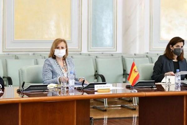 14000225000349 Test PhotoL - «نورسلطان» میزبان مشاورههای سیاسی قزاقستان و اسپانیا