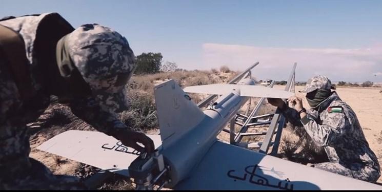 حمله پهپادی به پایگاه نظامی «کیسوفیم» رژیم صهیونیستی